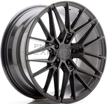Japan Racing JR38 20x10 ET40 5x112 Hyper Gray in Chisinau, Moldova in centru de anvelope online Pneuexpert.md