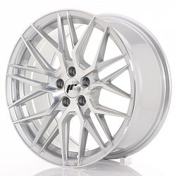 Фото  ImagineJapan Racing JR28 17x8 ET40 5x114,3 Silver Machine de la centru de anvelope online Pneuexpert.md