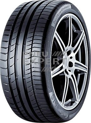 Фото Картинка Continental 255/40 R20 101Y ContiSportContact 5P (MO) XL (front) от магазина Pneuexpert.md