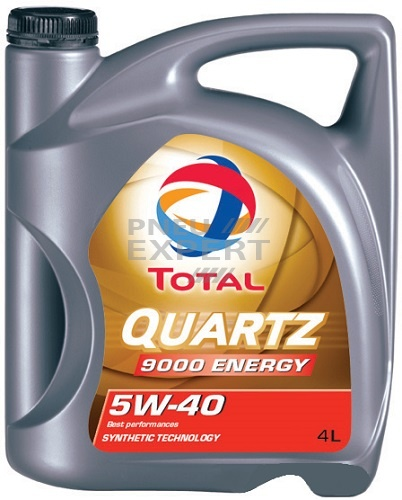 Total Quarz 9000 Energy 5W-40 4L