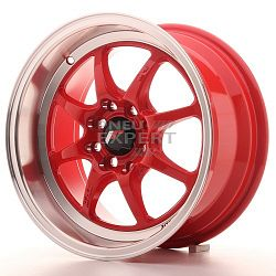 Фото  ImagineJapan Racing TF2 15x7,5 ET30 4x100/114 Red de la centru de anvelope online Pneuexpert.md