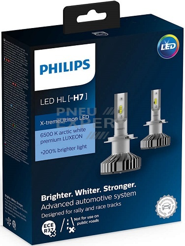 Philips H7 X-tremeUltinon LED (+200%) 12985BWX2
