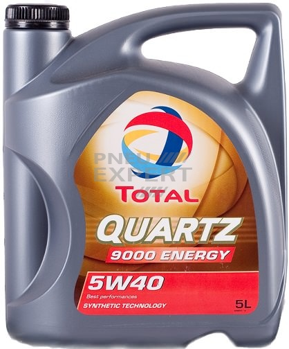 Total Quarz 9000 Energy 5W-40 5L